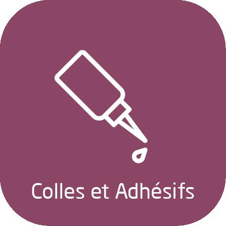 Colles et Adhésifs